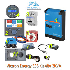 Victron Multiplus-II On Grid ESS Energy Storage Kit 48V 3KVA 230V 35A Charging