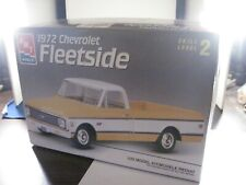 Amt 1972 Chevrolet Fleetside 1/25 kit 6691