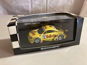 Minichamps 1:43 Audi TT-R DTM 2000