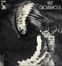 "GROUNDHOGS ""SPLIT"" ORIG GER 1971 KILLER LP M-/M-"
