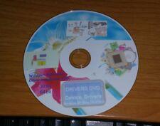 SDI Automatic Device Drivers on DVD WIndows Video-Sound-Wi-Fi-Chipset-Internet