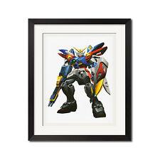 Gundam Giant Super Robot Poster Print 0731