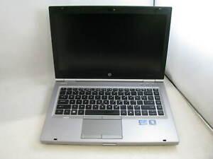 "HP EliteBook 8460p 14"" Laptop 2.7 GHz i7-2620M 4GB RAM (Grade B No Battery)"