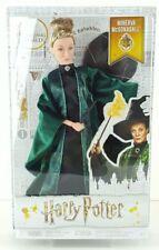 New Minerva McGonagall Hogwarts Professor 12 Inch Doll Harry Potter Mattel Gift