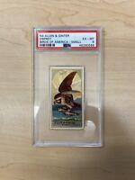 1888 Birds of America - Osprey - N4 Allen & Ginter PSA GRADED 6 - TOTAL POP 5