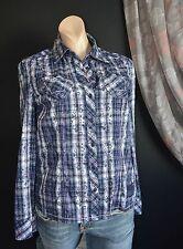 Cecil hübsche Stretch Bluse Hemd M 38 TOP