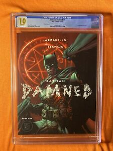 Batman Damned 1 Jim Lee Variant CGC 10.0 1996931003