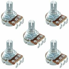 5 x 1M Linear 16mm Potentiometer Pot Solder Lugs