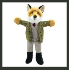 Fantastic Mr Fox Dressed Animal Puppet Story The Puppet Company Gift