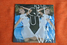 CD PROMO KYLIE MINOGUE 2010 Get Outta My Way SINGLE  - RARE