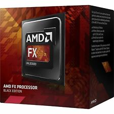 AMD FX 8350 Black Edition 4GHz Eight Core (FD8350FRHKBOX) Processor