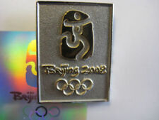 Fashion Style Beijing 2008 Olympics Pin Badge In Presentation Box. Olympic Memorabilia