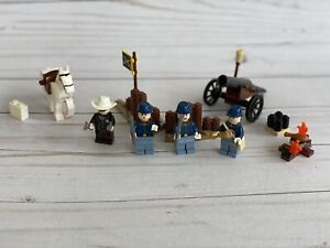 LEGO Disney Lone Ranger Cavalry Builder Set 79106 w/ minifigs - Retired