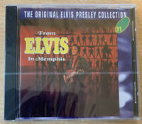 The Original Elvis Presley Collection # 31 From Elvis In Memphis NEW & SEALED CD