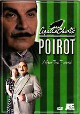 DVD Agatha Christie's Poirot - After the Funeral: David Suchet Geraldine James