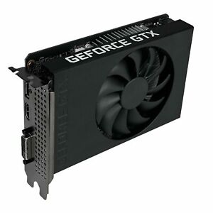 NVIDIA GeForce GTX 1650 SUPER 4GB GDDR6 Grafikkarte / Neuware OEM HP L83811-001