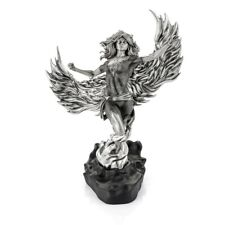 Royal Selangor Marvel Pewter Limited Edition Phoenix Arising Statue FBA Gift