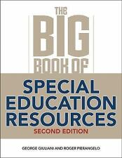 The Big Book of Special Education Resources: Second Edition, , Pierangelo, Roger