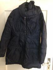 GUESS Mantel Parka Trench Coat Kapuze blau blue blu S M L NEU Etikett 229,90€
