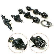 LESU Front Rear Axle Differential Lock 8*8 RC 1/14 Tractor Truck For TAMIYA