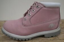 TIMBERLAND 3308 Nellie Chukka Double Sole Pink Waterproof Ankle Boots Size 4.5