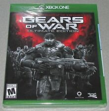 Gears of War Ultimate Edition for Xbox One Brand New! Factory Sealed!