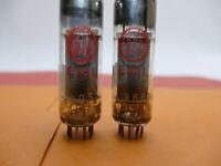 2 x E80L Valvo  NOS Tested 38 mA/ 38 mA/VD6/VD4 D+O Getter Röhre,tube,valve I864