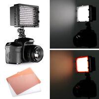 CN-126 LED Video Light for Camera DV Camcorder Canon 7D/5D MarkII/550D/500D