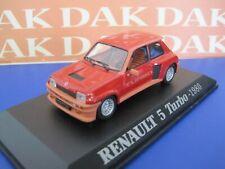 Die cast 1/43 Modellino Auto Renault 5 Turbo 1980