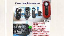 COVER CHIAVE COMPLETA FIAT 500 BRAVO G.PUNTO EVO DOBLO LANCIA YPSILON DELTA -R-