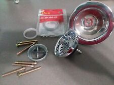 STRAINER 4 1/2 stainless steal color