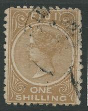 Fiji SG65 1894 1s pale brown Used