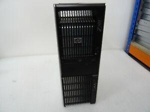 HP Z600 - 2 x Intel Xeon X5570@2.93GHz 4/C, 12GB DDR3, 500 GB, NVS 295, NO OS