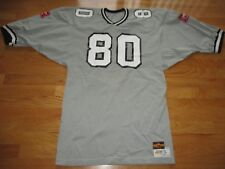 Russell Label - WILKES No. 80 ARENA FOOTBALL LEAGUE GAME USED (Size LG) Jersey