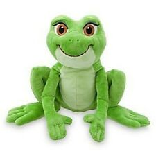 "TIANA PLUSH FROG~Princess and Frog~12"" ~30.4cm~NWT~Disney Store~STAMP-2009"