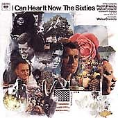 I Can Hear It Now / The Sixties CD 1999 Walter Cronkite- US History Spoken Word