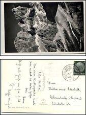 1939 Stempel BRUCK a.d. MUR Österreich Dt. Reich AK nach Eibenstock gelaufen