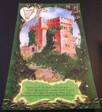 The Blarney Stone, Cork, Ireland - Green Irish Home, Pub & Bar Decorative Print