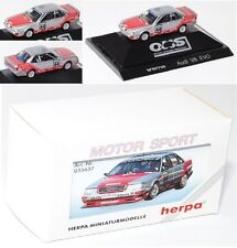 Herpa 035637 Audi V8 quattro Evo2 DTM 1992, Stuck, Nr. 44, 1:87