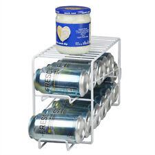 Soda Can Beverage Dispenser Rack for Cabinet, Pantry, Refrigerator EBY59565