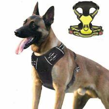 Pet Dog Harness Puppy Dog Adjustable Nylon Dog Harness Vest For Large Medium Dog