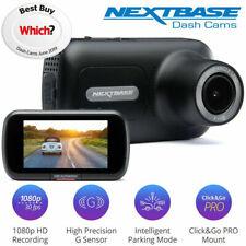 NEXTBASE 322GW GPS Wi-Fi Dash Cam 1080P Full HD Car Video Recorder - Grade A