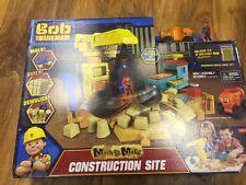 Bob The Builder Mash & Mould Construction Site Playset, BNIB