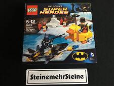 LEGO 76010 Batman DC Super Heroes  Pinguin Face off New Batman Movie
