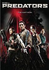 Predator 3 Predators DVD 2010 Adrien Brody