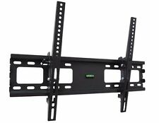 SLIM LCD LED PLASMA FLAT TILT TV WALL MOUNT 32 37 42 46 50 52 55 57 60 65 70 80