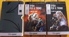 KM LIBROGAME FACCIA A FACCIA 1 SFIDA PER IL TRONO LIBRI GAME NO LUPO D&D