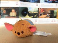 Z The Disney Store Mini Tsum Tsum Plush Soft Toy Winnie The Pooh Roo Small Rare