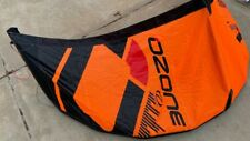 Ozone Uno v2 2.5m kiteboarding kite, orange