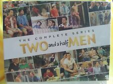 Two And A Half Men :Full Edition (DVD,39-Disc Box Set) Brand New